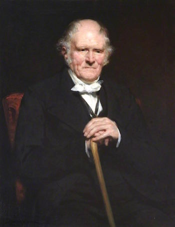 Alexander Monro Tertius | Sir John Watson Gordon | oil painting