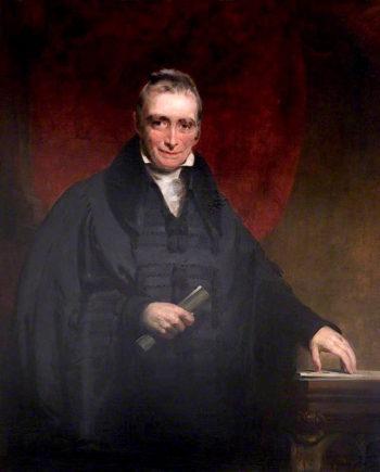 Andrew Duncan   Sir John Watson Gordon   oil painting