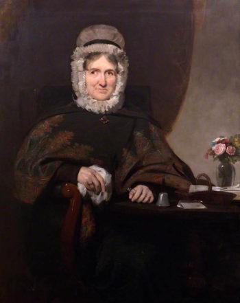Anne Grant of Laggan | Sir John Watson Gordon | oil painting