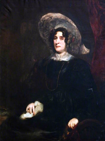 Anne Sherriff | Sir John Watson Gordon | oil painting