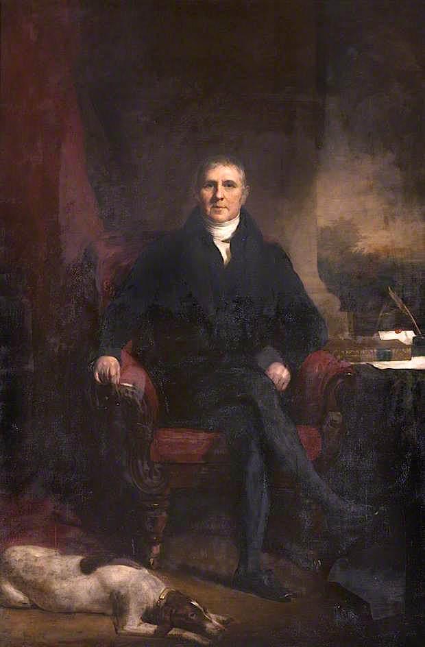 Charles Ferrier of Baddinsgill | Sir John Watson Gordon | oil painting