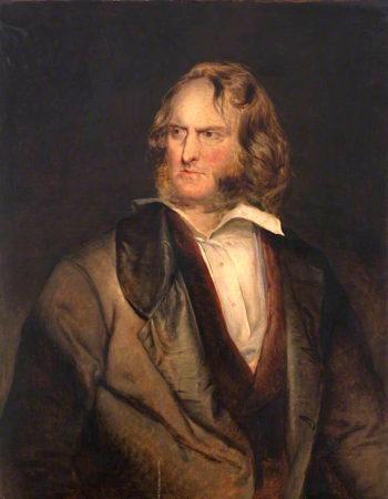 Christopher North | Sir John Watson Gordon | oil painting