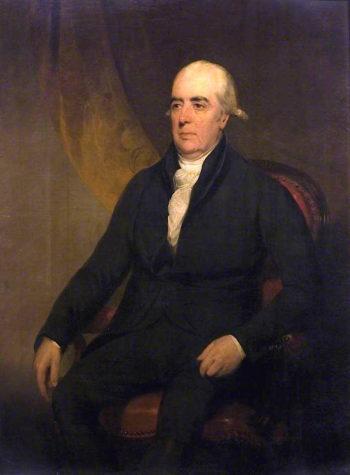 Dr James Hamilton   Sir John Watson Gordon   oil painting