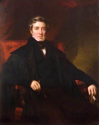 George Dunbar   Sir John Watson Gordon   oil painting
