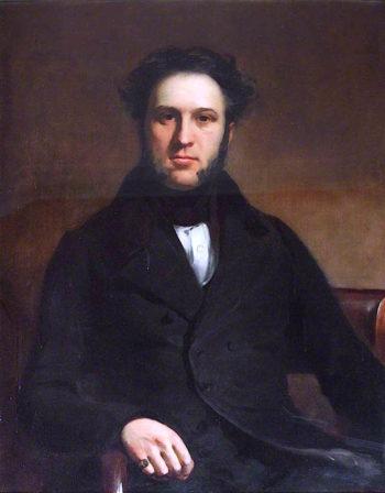 John Whitefoord Mackenzie | Sir John Watson Gordon | oil painting