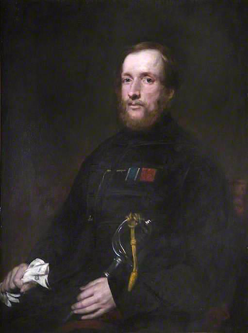 Major General Sir Edward B. Hamley