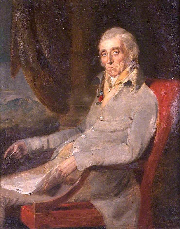 Mr Scott of Raeburn