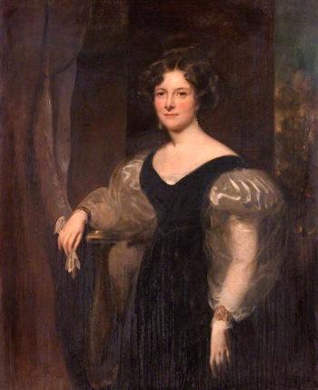 Mrs Keith of Usan House