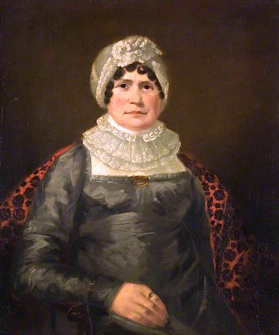 Mrs William Scott of Sandyfaulds | Sir John Watson Gordon | oil painting