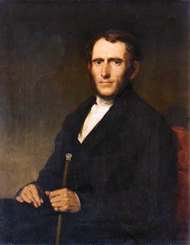 Reverend Alexander Dyce Davidson | Sir John Watson Gordon | oil painting