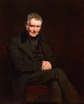 Robert Haldane | Sir John Watson Gordon | oil painting