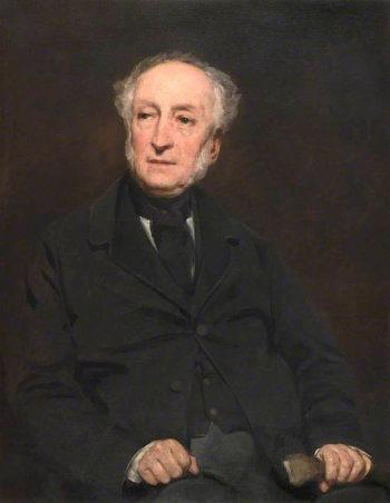 Sir David Baxter of Kilmaron | Sir John Watson Gordon | oil painting