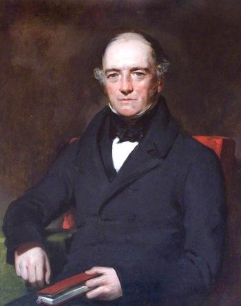 William Scott of Teviotbank | Sir John Watson Gordon | oil painting