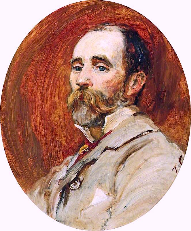 George A. Lawson | Thomas Alexander Ferguson Graham | oil painting
