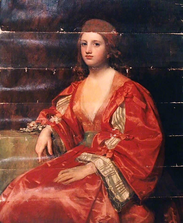 A Grecian Girl   John Graham-Gilbert   oil painting