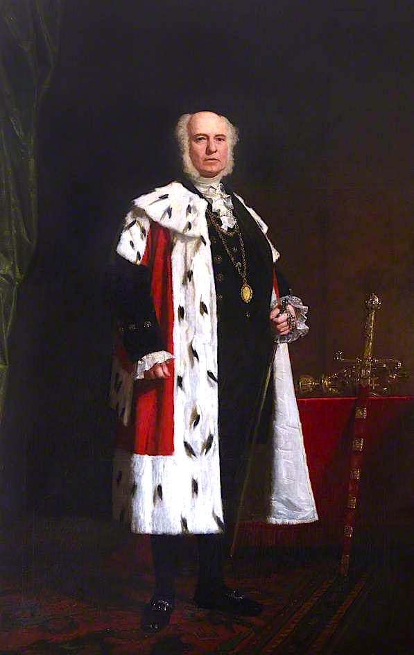 Charles Lawson of Borthwick Hall