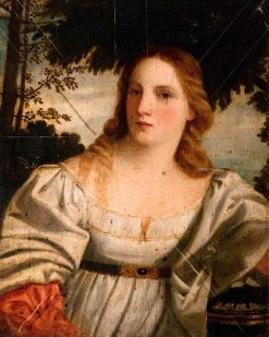 Female Figure (after Titian) | John Graham-Gilbert | oil painting