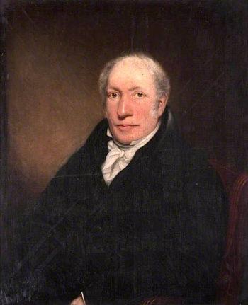 Humphrey E. Maclae of Cathkin   John Graham-Gilbert   oil painting