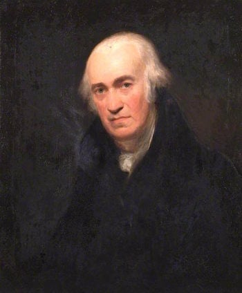 James Watt | John Graham-Gilbert | oil painting