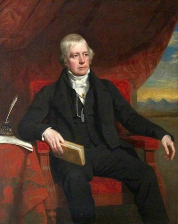 Sir Walter Scott | John Graham-Gilbert | oil painting