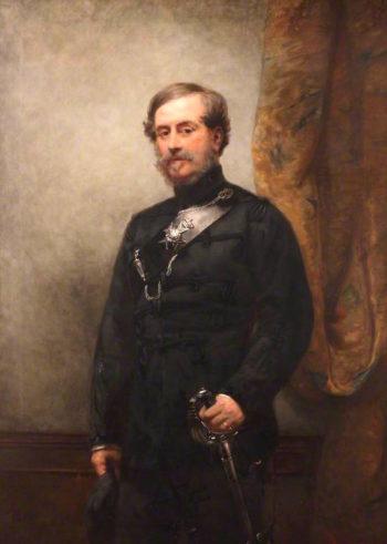 Colonel Robert Myddleton Biddulph