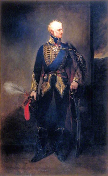 Field Marshal Henry William Paget