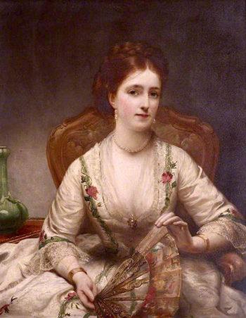 Geraldine Georgiana Mary Anson