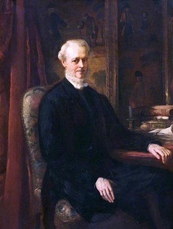 The Reverend Francis William