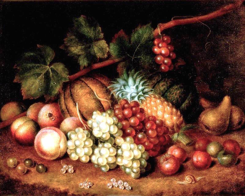 Study of Fruit | George Gray | oil painting