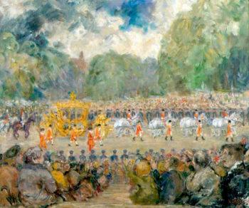 The Coronation Procession