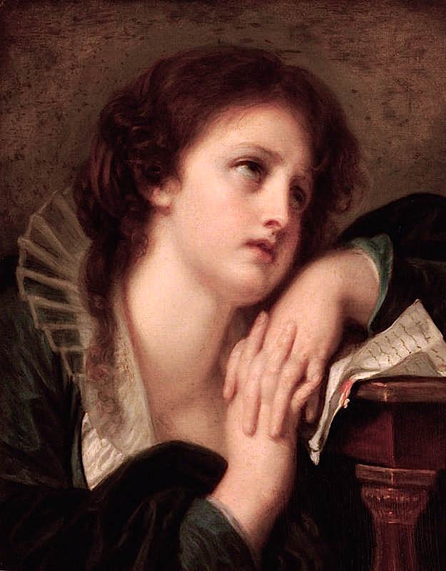 Héloïse | Jean-Baptiste Greuze | oil painting