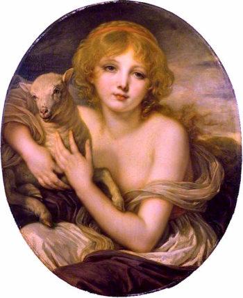 Innocence | Jean-Baptiste Greuze | oil painting