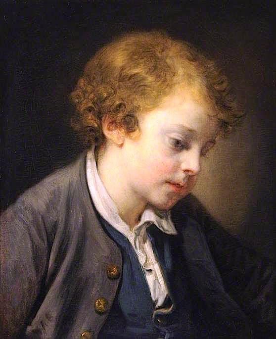 The Schoolboy | Jean-Baptiste Greuze | oil painting