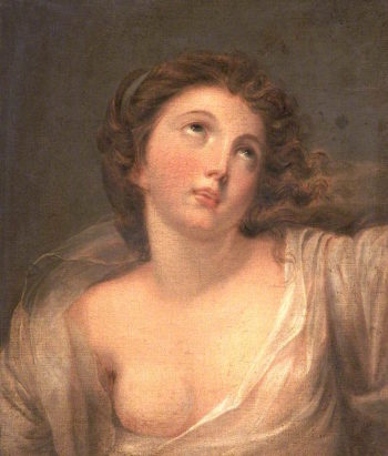 Portrait of a Woman | Jean-Baptiste Greuze | oil painting