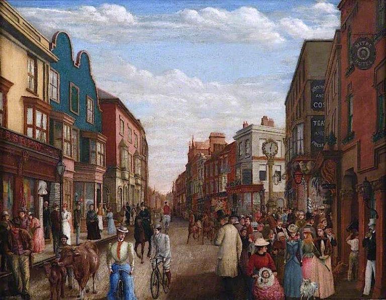 Stourbridge High Street