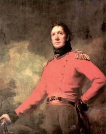Colonel Francis James Scott | Sir Henry Raeburn