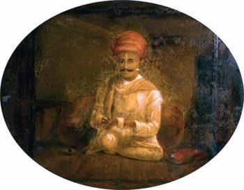 Anoopchund Shroff or Banker of Kurrie