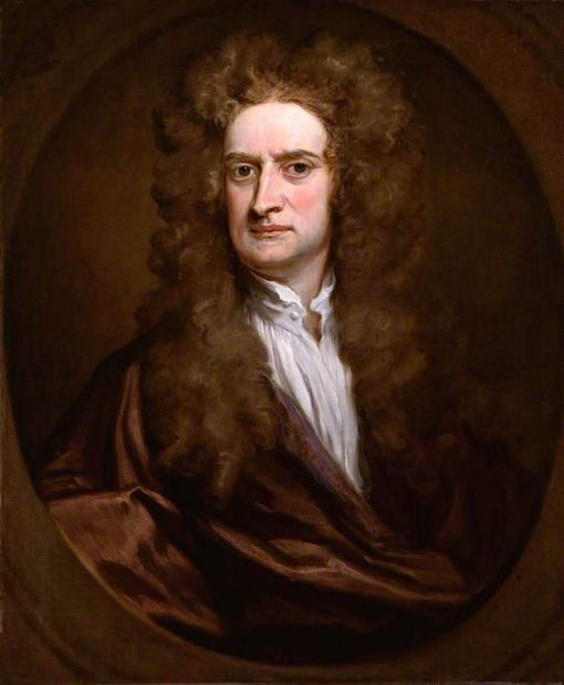 Isaac Newton | Sir Godfrey Kneller