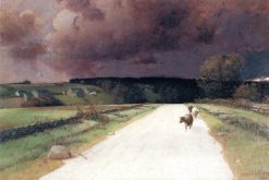 Before the Storm | Homer Watson | oil painting