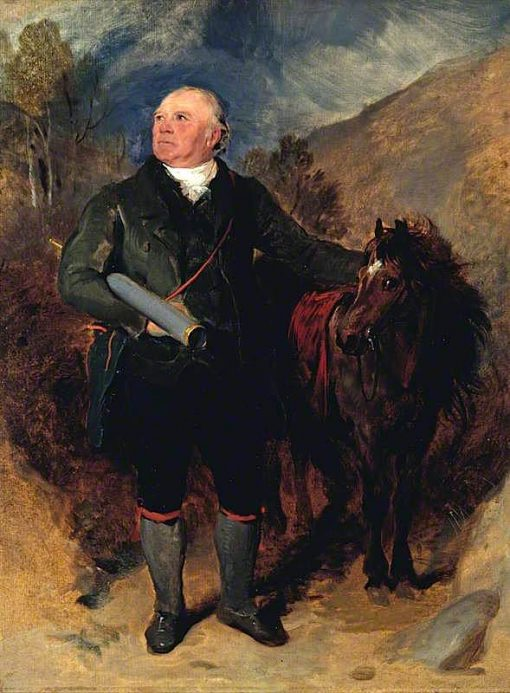 John Crerar and His Pony | Sir Edwin Landseer | oil painting