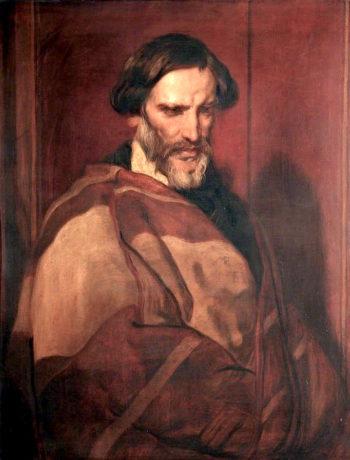 John Gibson | Sir Edwin Landseer | oil painting