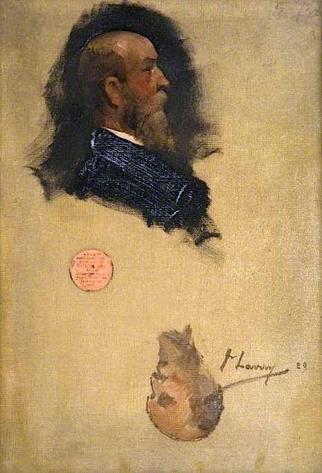 Alexander Clapperton (sketch) | Sir John Lavery