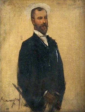 Alexander Henderson (sketch) | Sir John Lavery