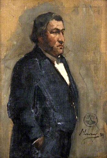 Alexander Stephen (sketch) | Sir John Lavery