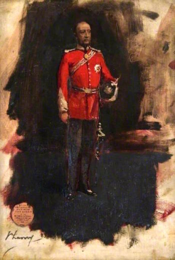 Colonel Sir D. Matheson