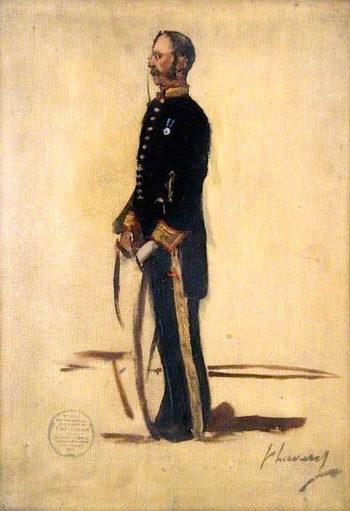 Dr Reid (sketch) | Sir John Lavery