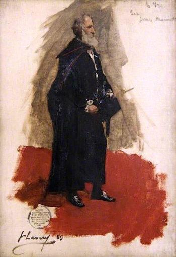 Sir James Marwick