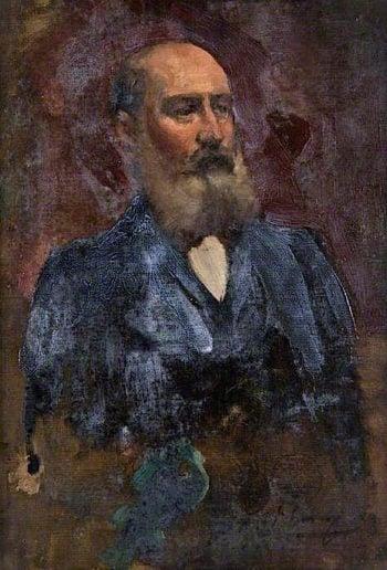 Stewart Clarke (sketch)   Sir John Lavery