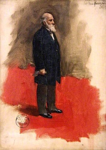 Walter Mackenzie (sketch) | Sir John Lavery