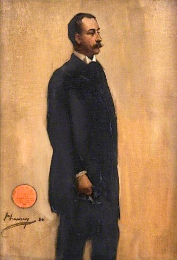 Walter Wilson (sketch) | Sir John Lavery